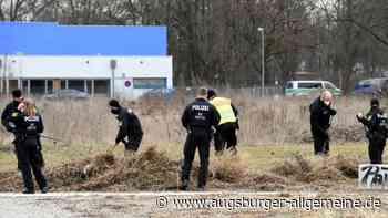 Nach Messerattacke im Reese-Park: Polizei durchforstet Gelände