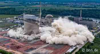 Rückbau der Atomkraftwerke trotz Corona ohne Verzug – auch in Philippsburg - BNN - Badische Neueste Nachrichten