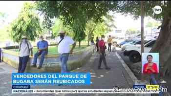 Vendedores del parque de Bugaba serán reubicados en el mercado público - TVN Noticias
