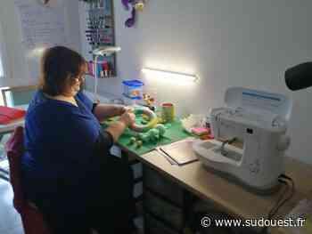 Audenge : Aux fils des anges, un nouvel atelier pour les travaux de couture - Sud Ouest