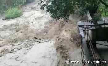 Alertan de aumento del caudal de ríos en Tuluá, Guacarí y Ginebra por lluvias - El País