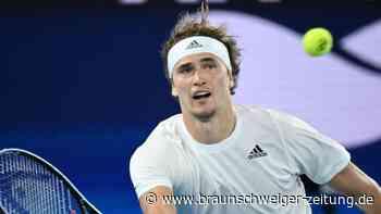 Tennis-ATP-Turnier: Erstrunden-Aus für Zverev inRotterdam