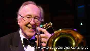 Abschied: Jazz-Legende Chris Barber stirbt mit 90