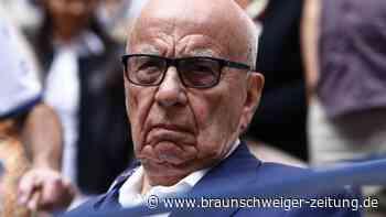 Medienmogul: Murdoch wird 90: Der Scharfmacher lässt nicht locker