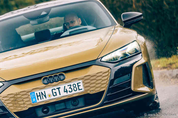 2021 Audi RS E-tron GT video review: this or a Taycan?