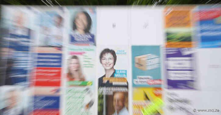 Heidelberg:  Wieder Wahlplakate beschädigt (Update)