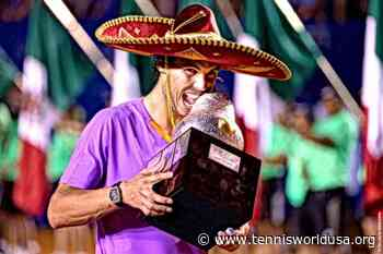 On this day: Rafael Nadal dethrones David Ferrer in Acapulco in style - Tennis World USA