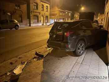 """Geparkeerde auto van dokter volledig vernield na aanrijding: """"Gelukkig komen mijn huisbezoeken niet in het gedrang"""" - Het Nieuwsblad"""