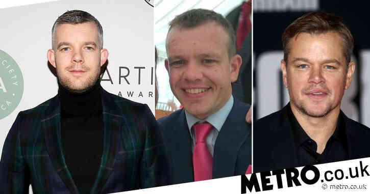 Russell Tovey responds as he's compared to viral Matt Damon 'lookalike'