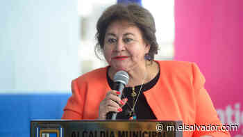 Milagro Navas retiene la Alcaldía en Antiguo Cuscatlán - elsalvador.com