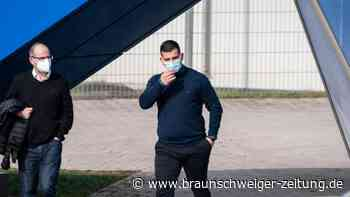 """Bundesliga-Abstiegskampf: Schalke-Coach Grammozis: """"Weiß, worauf ich mich einlasse"""""""