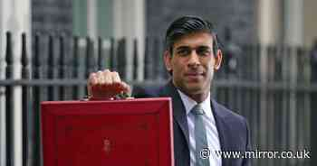Covid recovery costs UK £407 bn as Rishi Sunak outlines support extension