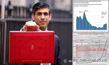 Budget 2021: Rishi Sunak unveils £407bn Covid recovery plan for UK economy