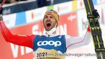 Nordische Ski-WM: Dreifach-Erfolg für Norwegen - DSV-Langläufer ohne Chance