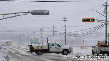 Weather Conditions Cause Two Collisions In Dieppe - 91.9 The Bend