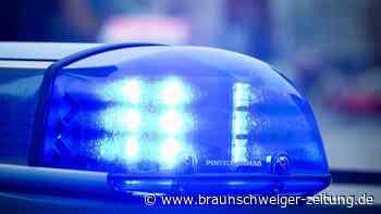 Straßenbahn und Auto kollidieren in Braunschweig