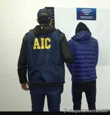La AIC San Cristóbal detuvo a dos estafadores - El Departamental