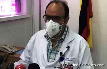 Disminución de pacientes en àreas de aislamiento del Hospital de San Cristóbal por COVID-19 - Diario de Los Andes