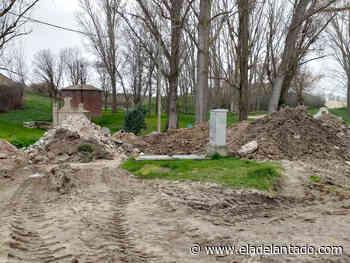 Denuncian la construcción del punto limpio de San Cristóbal - El Adelantado de Segovia