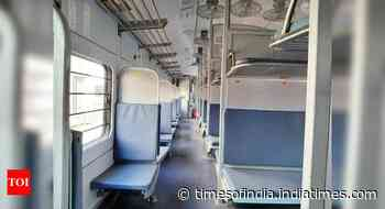 Trains to have AC general second-class coaches