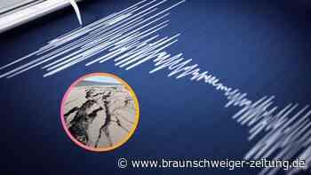 Naturkatastrophe: Heftiges Erdbeben erschüttert Griechenland - Stärke 6