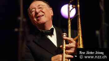 Britischer Jazz-Posaunist Chris Barber gestorben