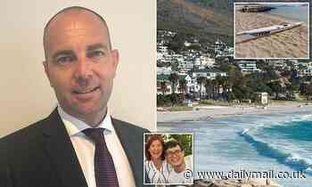 British father, 46, is killed after kayak is washed out to sea