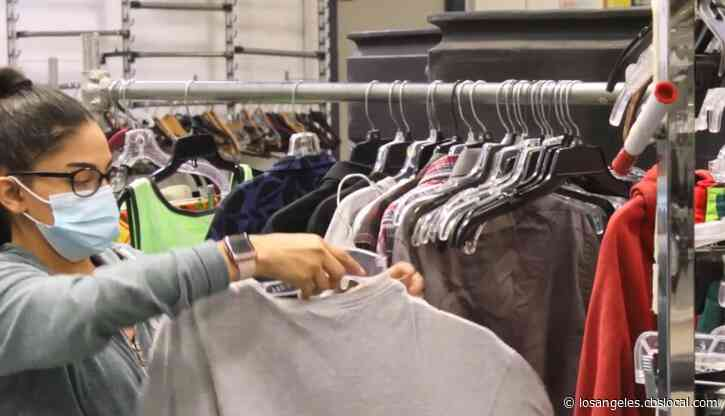 Donor Accidentally Leaves $5,000 Cash In Jacket Donated To Texas Goodwill Store