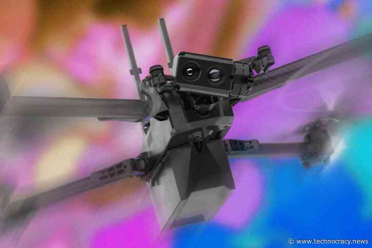 Local Police Departments To Receive Drones With 'Most Advanced AI Ever'
