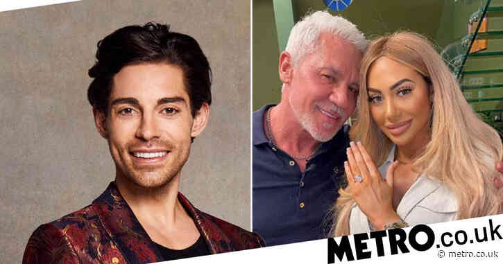 Celebs Go Dating star claims Wayne Lineker and Chloe Ferry engagement is 'fake': Tom Read Wilson exposes the proof in that photo