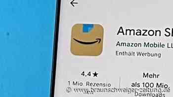 Weltgrößter Online-Händler: Amazon ändert App-Logo nach Hitler-Schnauzbart-Vergleich
