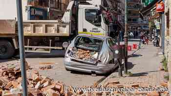 Naturkatastrophe: Heftiges Erdbeben erschüttert Griechenland - Stärke sechs