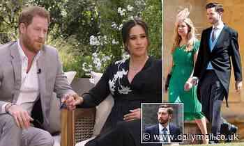 Buckingham Palace insists it DIDN'T smear Meghan