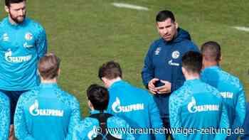 """FC Schalke 04: Heikle Mission - Coach Grammozis: """"Von der Braut überzeugt"""""""
