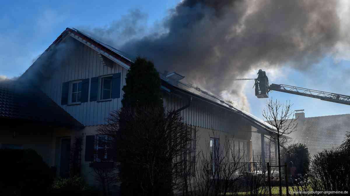 Hofstetten: Was die Polizei nach dem Wohnhausbrand weiß