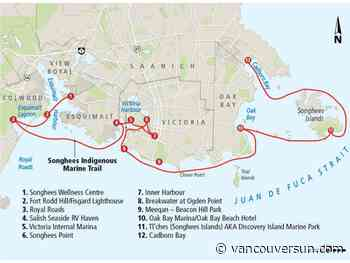 Indigenous tourism: Vancouver Island First Nation plans marine tours that honour its culture