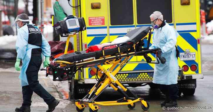 L'espérance de vie au Québec en baisse en raison des décès liés à la COVID-19
