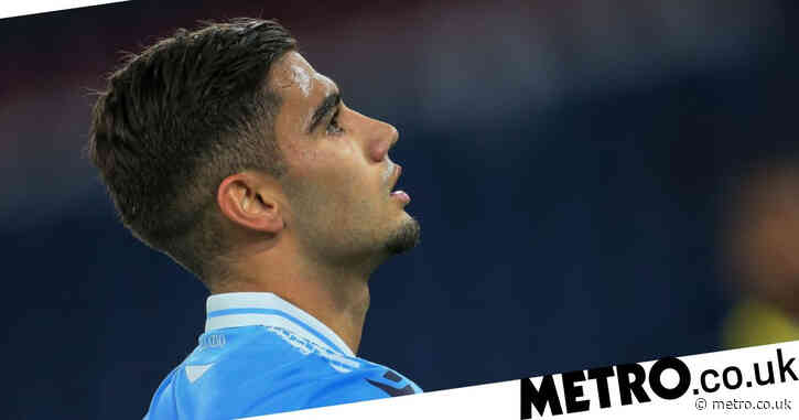 Lazio not interested in permanent deal for Manchester United loanee Andreas Pereira