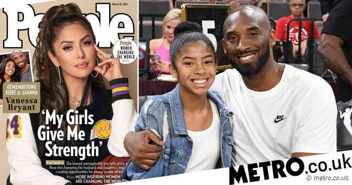 Vanessa Bryant says she's 'finding the light in darkness' after losing husband Kobe and daughter Gianna