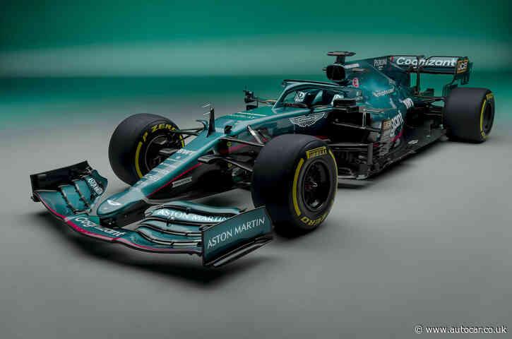 New Aston Martin F1 team unveils 2021 AMR21 challenger