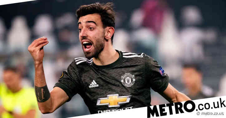 Luke Shaw admits he's 'baffled' by Bruno Fernandes stats at Manchester United