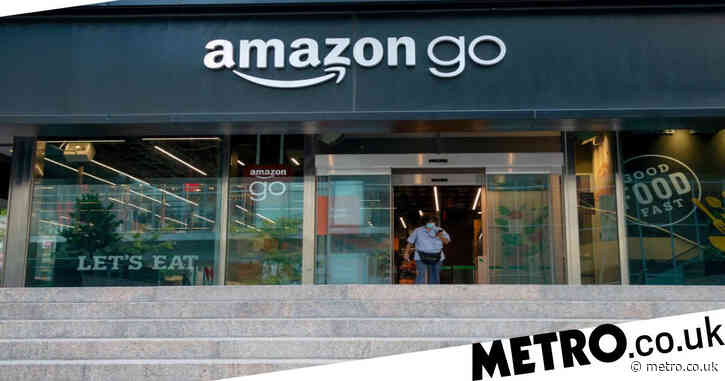 Amazon to open first 'checkout-free' supermarket in UK