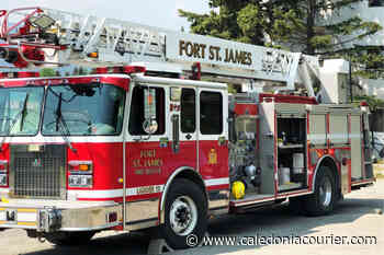 Fort St. James fire department celebrating 66 years – Caledonia Courier - Caledonia Courier