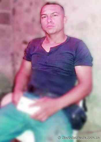 Yeison Hurtado fue asesinado en zona rural de Piendamó - Diario del Cauca