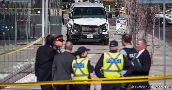 L'auteur de l'attaque au véhicule-bélier de Toronto reconnu coupable sur toute la ligne