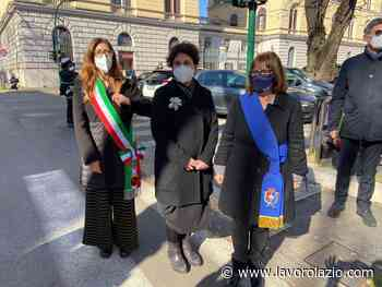 Città metropolitana Roma, vice sindaco Zotta a celebrazioni anniversario uccisione di Teresa Gullace (FOTO) - LavoroLazio.com