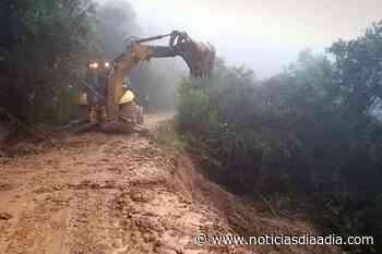 Emergencia por fuertes lluvias en Viotá, Tena, Sibaté y Fusagasugá – Cundinamarca - Noticias Día a Día