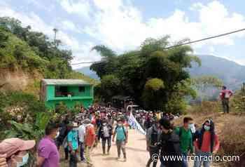 Comunidades campesinas de Hacarí piden el traslado de bases militares - RCN Radio