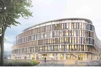 Münster: Hoher Klimaschutz beim Stadthaus 4