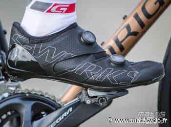 Essai des chaussures Specialized S-Works Ares - Matos vélo, actualités vélo de route et tests de matériel cyclisme - Matos Vélo